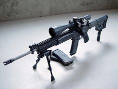 guns weapons sniper rifle LaRue Tactical nightforce scopes Magpul Dynamics