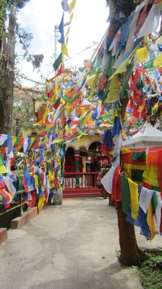 Mahakal Temple - Darjeeling - west Bengal - India
