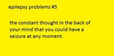 epilepsy problems