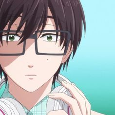Wotaku ni Koi wa Muzukashii: Kou Sakuragi Gamers Anime, Otaku Anime, Anime Chibi, Anime Manga, Koi, I Love Games, Anime Group, Boy Character, Hard To Love