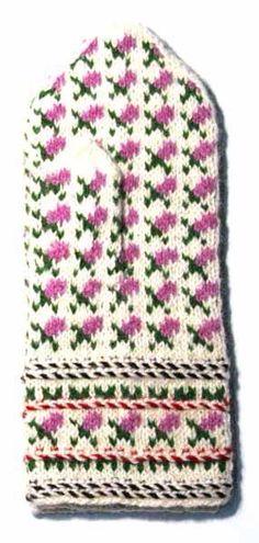 mittens 3048 Knit Mittens, Mitten Gloves, Knit Stranded, Fingerless Gloves, Knit Crochet, Knitting, Diagram, Chart, Projects