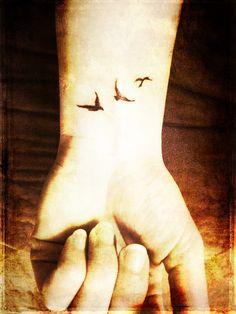 #birds #tattoo #placement