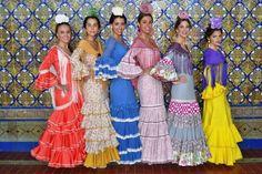 Abril en Sevilla: Azulejo de Triana