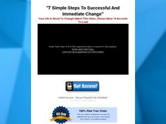 [Get] 7 Simple Steps To Successful And Immediate Change - http://www.vnulab.be/lab-review/7-simple-steps-to-successful-and-immediate-change
