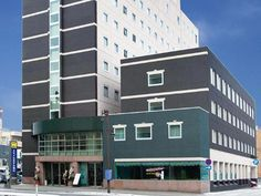 Asahikawa Smile Hotel Asahikawa Japan, Asia Stop at Smile Hotel Asahikawa to discover the wonders of Asahikawa. Offering a variety of facilities and services, the hotel provides all you need for a good night's sleep. To be found at the hotel are 24-hour front desk, Wi-Fi in public areas, car park, room service, meeting facilities. Guestrooms are fitted with all the amenities you need for a good night's sleep. In some of the rooms, guests can find television LCD/plasma screen, ...