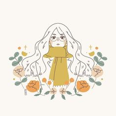 Hi 🍃🍂 Fall going to winter. Funny how Melbourne's weather does not feel like it's 1 week away from summer. It is hailing at my home today. Aesthetic Anime, Aesthetic Art, Whatsapp Wallpaper, Cute Art Styles, Kawaii Art, Cartoon Wallpaper, Cute Illustration, Illustrations, Cartoon Art