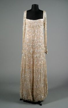 The Actual Barbra Streisand gown from Funny Girl