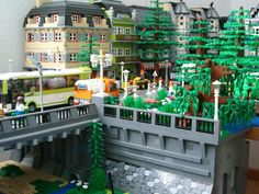 LEGO The Second Town, New District - 2010