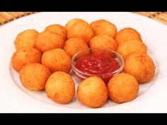 Bolitas de Patata y Queso | Bolitas de Papa fáciles y rápidas! - YouTube