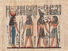 Walk (and Learn) Like an Egyptian - Use the myths of Egypt as a springboard for literary discussion and expression. #socialstudies #lessonplan
