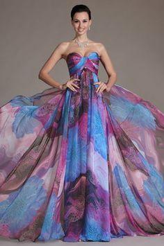 eDressit 2014 Nuevo Vestido de Noche Estampado con Espalda Sexy y Un Solo Hombro (00143768)