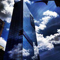 Glass Sky - Courtesy of @Scottygo