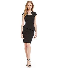7de6705cf9 Antonio Melani Gwen Cotton Pique Dress  Dillards Antonio Melani Dress