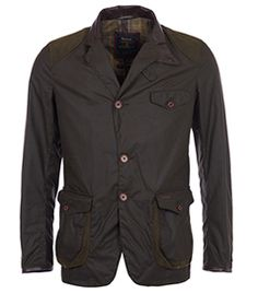 EU Barbour Sky Fall Jacket