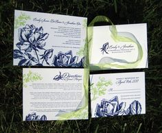 Google Image Result for http://www.invitationcrush.com/wp-content/uploads/2011/07/navy-green-floral-wedding-invitations1.jpg