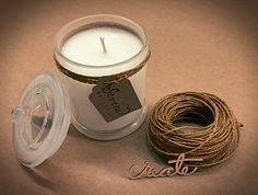 Medium Soy Wax Candle