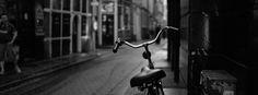 #photo #фото #bw #чб #велосипед #bike #дорога #road #улица #urban