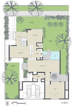 Bucktown Three House by Studio Dwell Architects    http://www.homeadore.com/2013/02/19/bucktown-house-studio-dwell-architects/#
