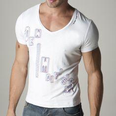 Camiseta Manga Curta 020702