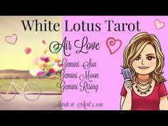 ♊ Gemini free Love Tarot Reading & Psychic Tarotcope for March 28 - April 3, 2016 - YouTube