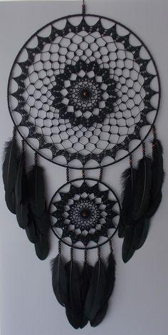 Dream Catcher Patterns, Dream Catcher Craft, Dream Catcher Boho, Crochet Circle Pattern, Crochet Circles, Crochet Patterns, Crochet Mandela, Beautiful Dream Catchers, Crochet Wall Hangings
