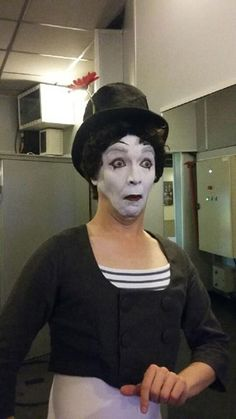 Paris mime dancer | Comedy/characters | Others | Performers | Solo | Dance | Others | Performers | Entertainment Agency | Corporate Event Entertainment