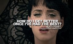 Katy Perry ~ Thinking of You <3