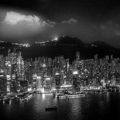 Hong Kong Nights. by danielarsham