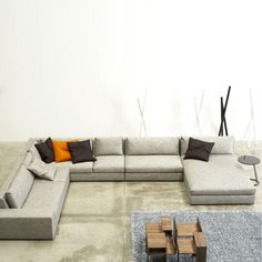 1000 images about sofa3 ligne roset exclusif lookbook on pinterest l - Canape ottoman cinna ...