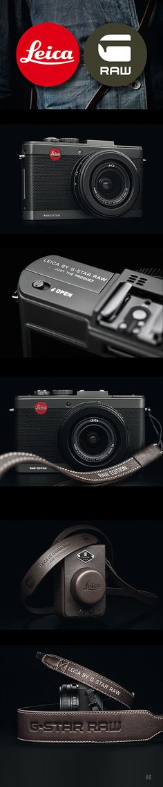 Leica D-Lux 6 'Edition by G-Star RAW