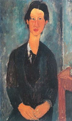 Modigiliani, Amedeo (Italian, 1884-1920)