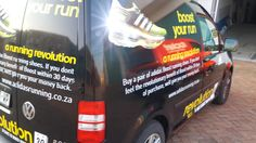 Brand awareness with a full wrap from rocketsigns
