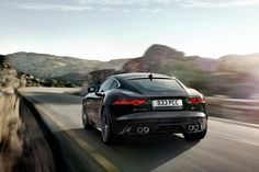 Dear Santa..... the sexy 2015 Jaguar F-Type Coupe, please and thank you!