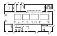 OSWALD MATHIAS UNGERS / PUMPWERK TIERGARTEN, BERLIN / 1987 Berlin, Planer, Floor Plans, Construction, How To Plan, Architecture, Building, Space, Drawings