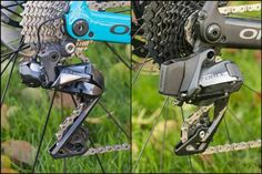Sram Force Etap Axs Vs Shimano Ultegra Di2 Shimano Bike News