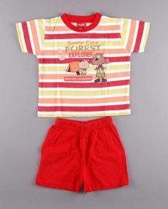 Conjunto niño (talla 2 años) 5,95€ http://www.quiquilo.es/nino/921-conjunto-nino-2-piezas.html