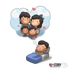 Here you'll find the commission artworks that was drawn for some of the many awesome couples and supporter of HJ-Story! Check out more commissions at the commission page! Cute Couple Cartoon, Chibi Couple, Cute Love Cartoons, Cute Cartoon, Cute Love Stories, Love Story, Hj Story, 5 Love Languages, Cute Romance
