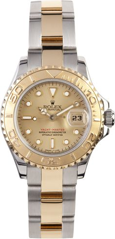 A beautiful Rolex YachtMaster from Bob's Watches.