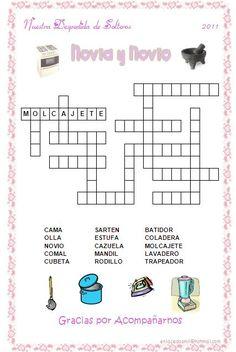 enlacedosmil: Juegos Imprimibles Despedida de Solteras: