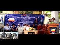 Khmer News | CNRP | Sam Rainsy |2016/09/18 | #1 | Cambodia News | Khmer ...