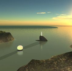 Mariko Mori Plans a Futuristic Island Earthwork