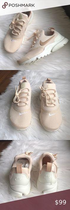 1653a91cb70df Nike Presto Fly Sneakers Women's Nike Presto Fly Sneakers Tan / beige  overall color Sample from