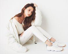 オシャレでモテると噂の河北麻友子の私服をチェック!!|NET ViVi|講談社『ViVi』オフィシャルサイト