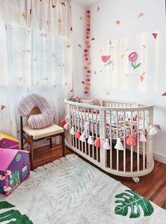 Quarto de bebê da Thereza filha da Lucila da Casa de Valentina