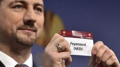 Feyenoord is playing against AS Roma in the next round of the Europa League!