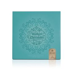 Walker's Chocolate | Awesome Design Inspiration