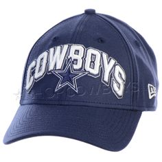 san francisco f4e5e 7ee86 Dallas Cowboys New Era 2012 39THIRTY Draft Cap Cowboys Cap, Dallas Cowboys  Hats, Dallas