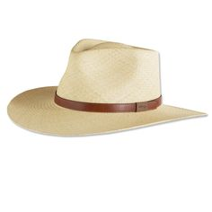 Made in USA, Made in America. Panama Hat for Men - Genuine Panama Hat -- Orvis on Orvis.com!