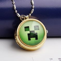 2016 New Arrival Fashion Zlatá   Zelená Steampunk Malá Quartz kapesní  hodinky Přívěsek Náhrdelník Řetěz Ženy Muži Děti Dárky Dárky 414d66d9553