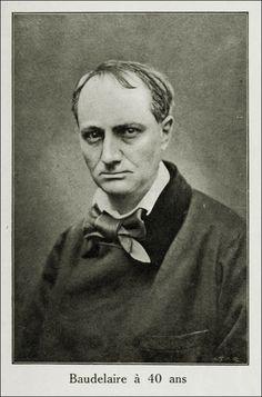 Charles Baudelaire   À la française …